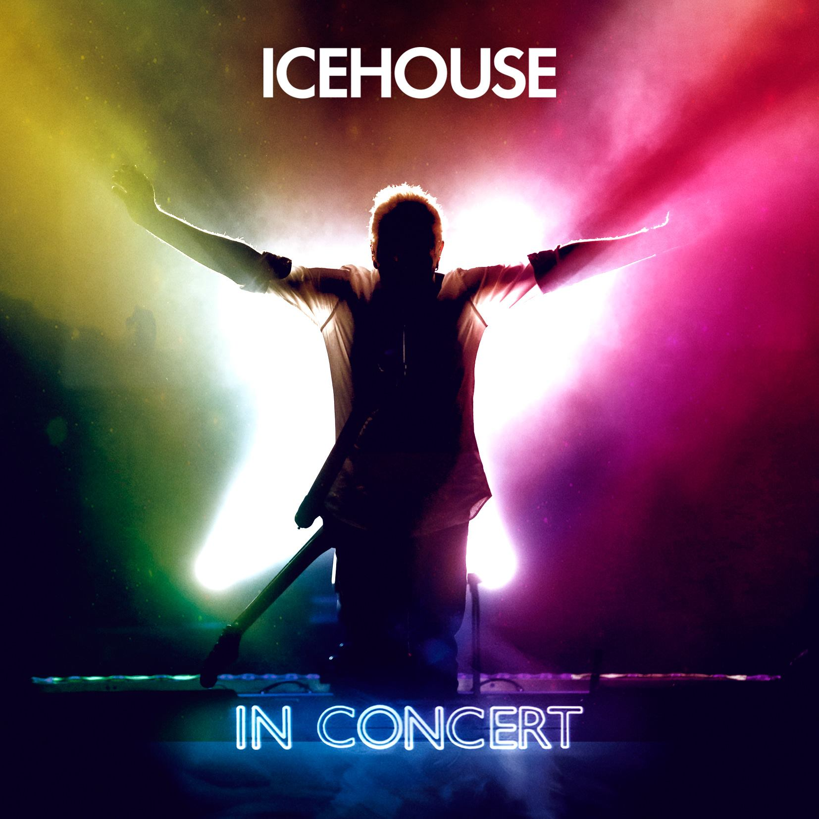 Icehouse in Concert album mastered by Steve Smart at Studios 301