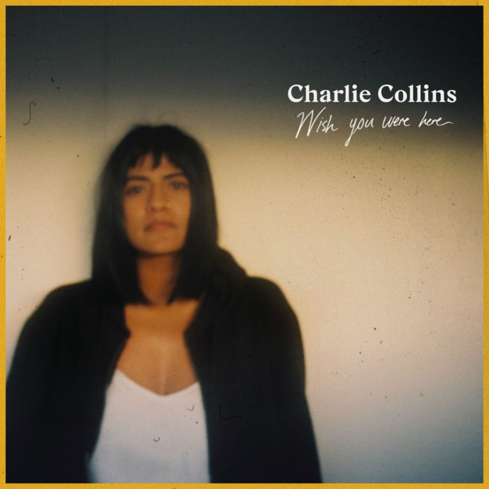 Charlie Collins Wish You Were Here Cover