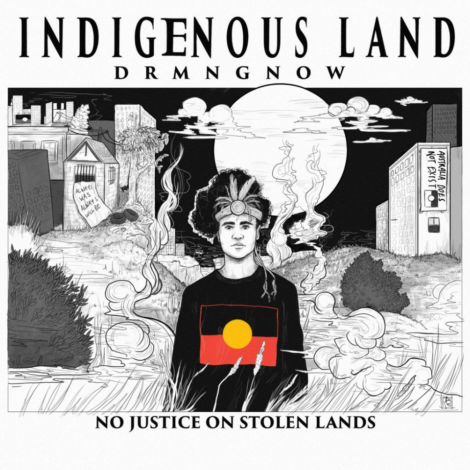 DRMNGNOW Indigenous Land Cover