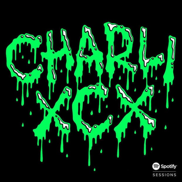 Charli XCX Spotify Sessions mixed by Simon Todkill