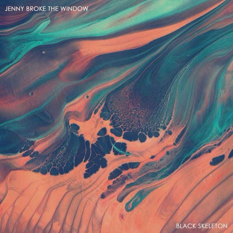 jenny broke the window - black skeleton mastered by Leon Zervos at Studios 301