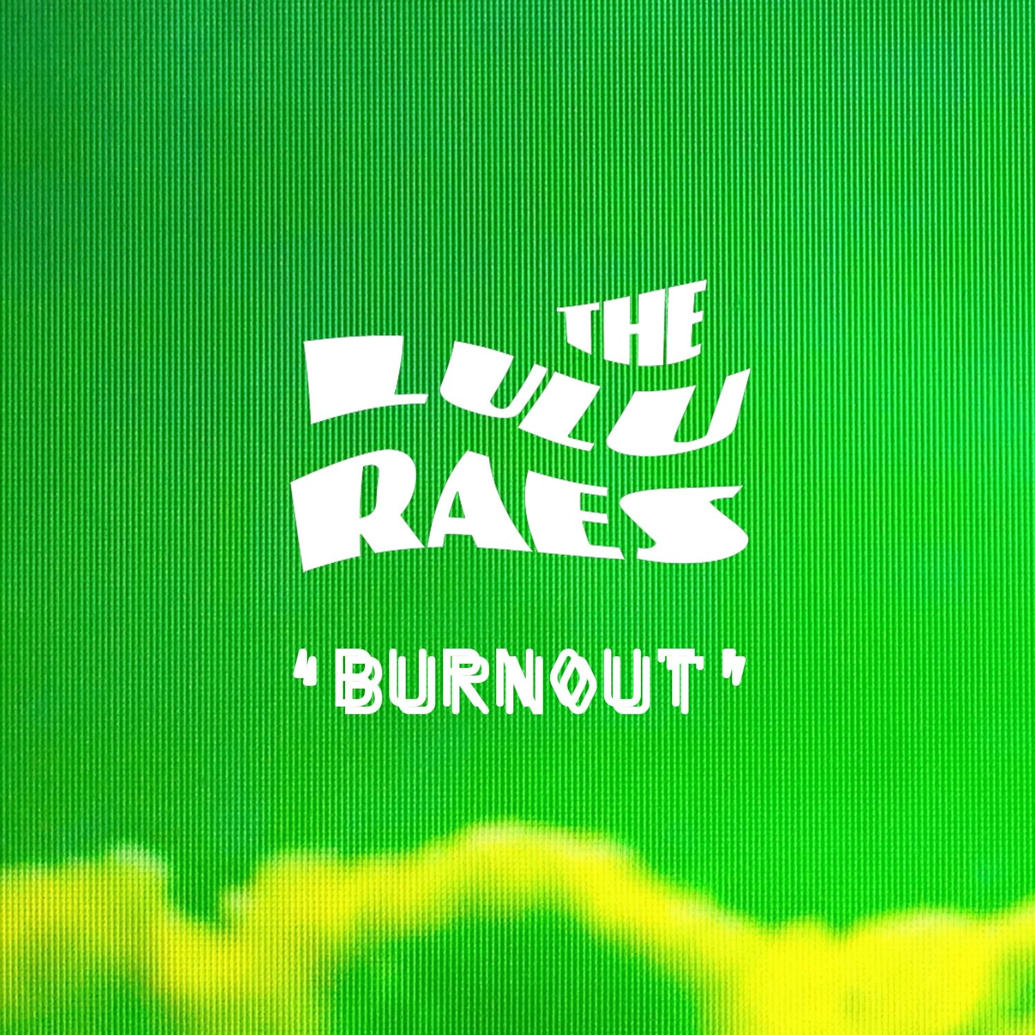 The Lulu Raes single Burnout mastered by Andrew Edgson at Studios 301