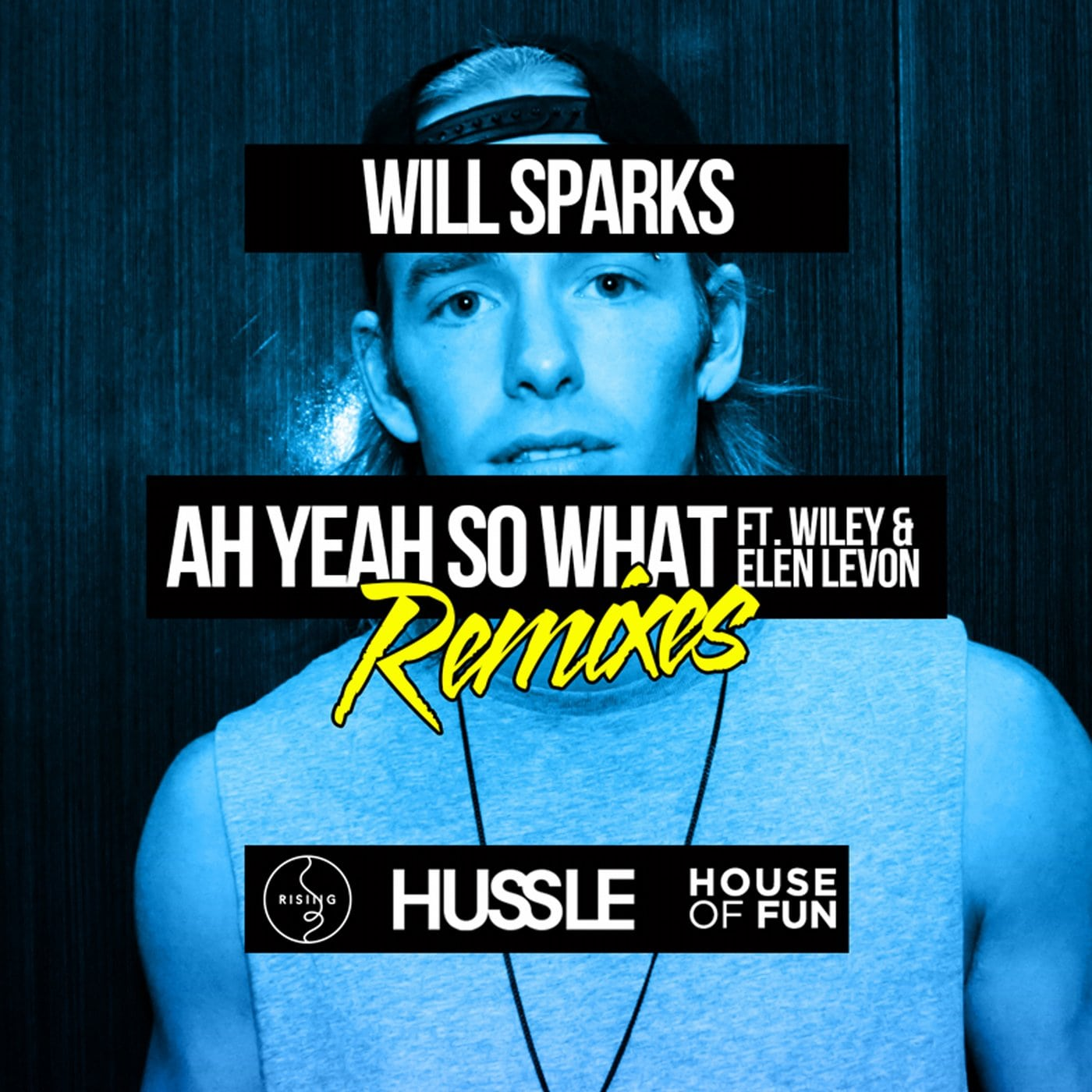 Ah Yeah So What featuring Wiley and Elen Levon extended mix - mixed and mastered by Simon Cohen at Studios 301
